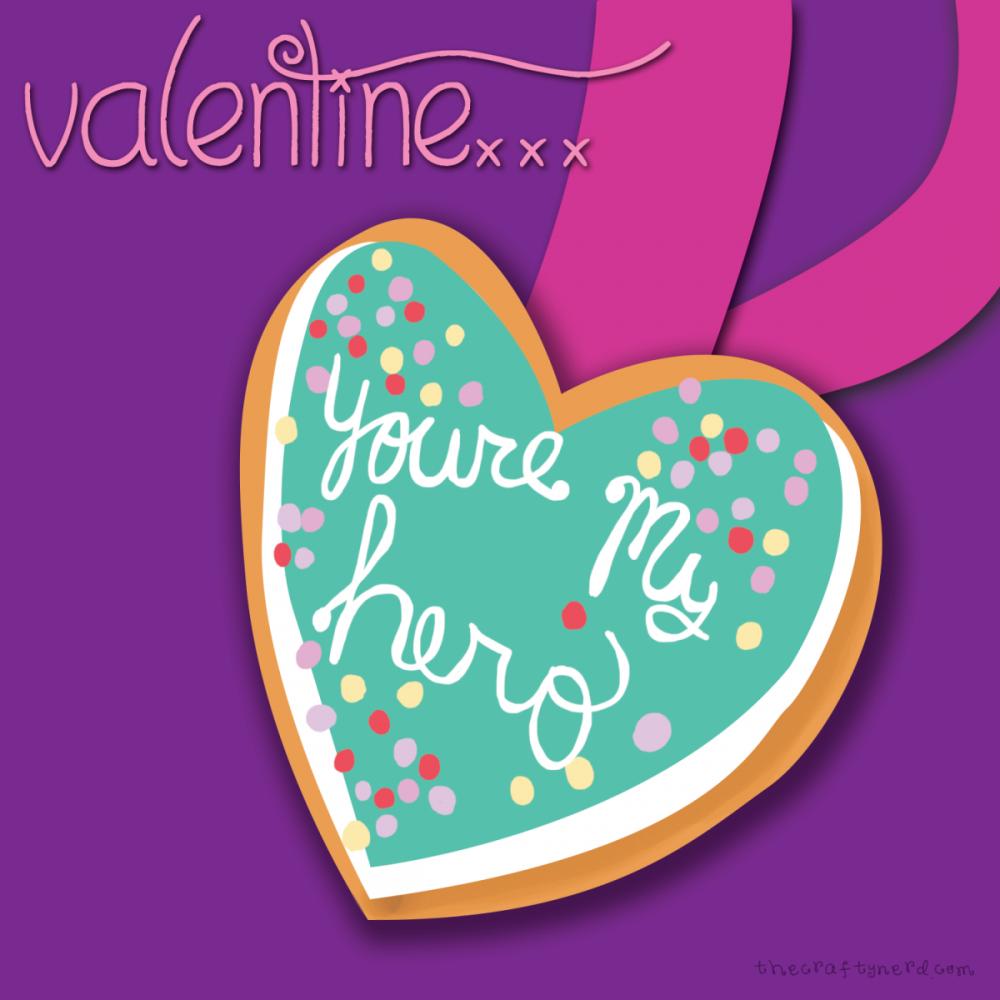 Printable Valentines Crafts