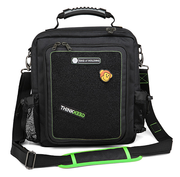 Shop ThinkGeeks wide selection of bags amp backpacks perfect for any adventure From laptop bags to bags of holding youll find the perfect bag for all your loot
