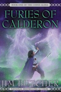 Cover of Mistborn.
