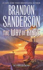 Cover of Way of Kings.