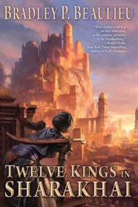 Front cover of Twelve Kings in Sharakai